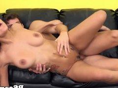 Webcam latina Abby Lee Brazil facialized