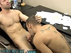 Black guy ejaculating his big black dick