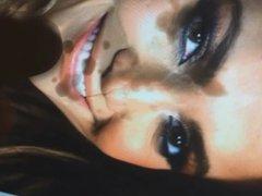 Jennifer Lopez cum tribute #1