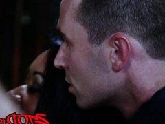 Karlie Montana And Skin Diamond Vs James Deen