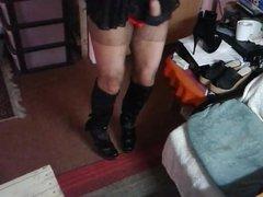 Cum on High Heels Mix 589