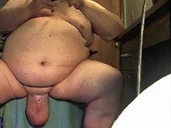 big balls grandpa show on cam