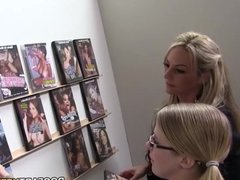 Sindy Lange and her daughter Penny Pax take BBC