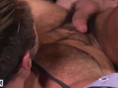 Mike De Marko gets his hole stuffed with Vadims big cock