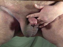 Under Table Orgasm #3