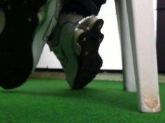 Nike Shox Nz - O tenis mais gostoso para masturbação