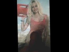 Pamela Anderson Cum Tribute