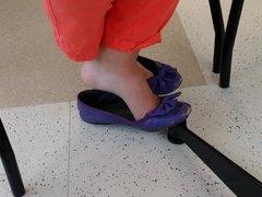 Sam & Libby Ballet Shoeplay Bare Foot