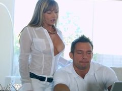 PureMature - Hot Milf Shayla Laveaux wants some hard cock
