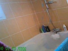 Cutie in the bathtub