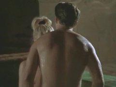 K. Dawson hot tub sex