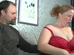 DeutschlandReport - Mature BBW Iris K. in German porn