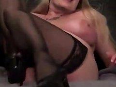 Milf Big Boobs Masturbation