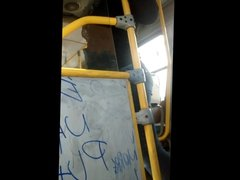 Masturbation in bus 6