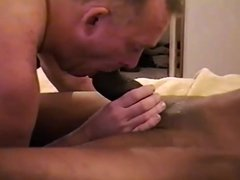 Mr.18 Inches gets his big dick sucked by a white daddy part3
