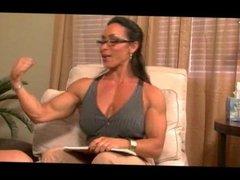 Melissa's Dirty Confessions Movie Trailer - Female Bodybuilder
