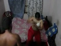 Desi Couple Fucking in bedroom