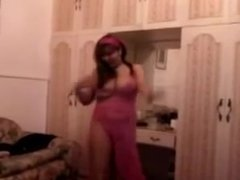 Hot Egyptian Home Belly dance
