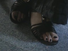 Friend's feet and heels 4