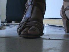 Friend's feet and heels 3