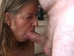 Swedish woman sucking cock in Avesta