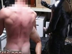Young boys fuck with hairy hunk gay Dungeon tormentor with a gimp