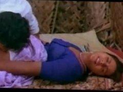 Mallu Bhavana Tits sucked on Bed