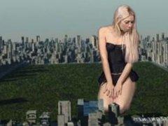 Giantess photoshoot SFX