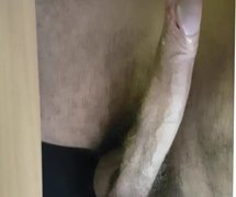 Huge load from big strong meat erected