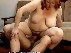 Moms gets pussy fuck