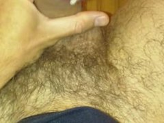 Uncut Cock Shoots Thick Load in Your Face