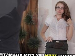 Casual Teen Sex - Casual photo session and sex