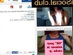 ▸ Woman Demonstrates Each Man Her Products on CamSocial.club