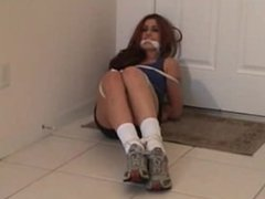 Randy Moore Tied and Gagged