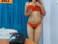 24th Latina Web Cam Model (Promo Series)