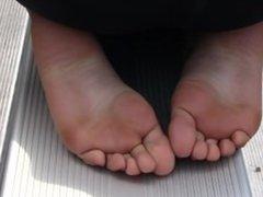 Victoria Latina Feet 4