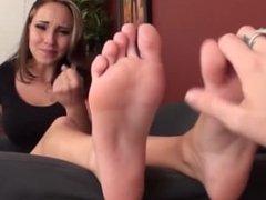 Sasha Foxxx TICKLE JOI - She wants you to enjoy
