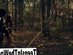 Teens In The Woods - Sally Squirtz
