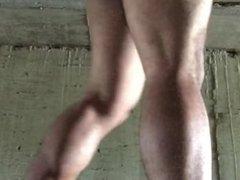 Ass and legs