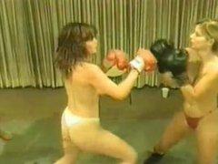 Boxing Pam Vs Crystal