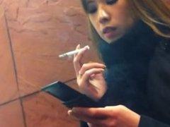 Beautiful Japanese smoker