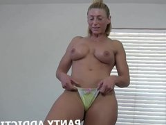 Shoot your cum down the front of my panties JOI