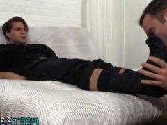 Hot boys toes gay Cameron Worships Aspen's Feet & Makes Him Cum