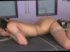 Orgasm In Bondage