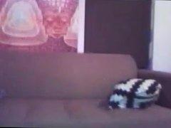 Interracial couple - webcam