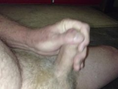 Me Cumming - A Another Big Load For JK