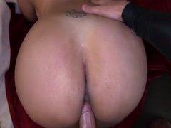 Cuban Maid Destiny Getting Fucked!