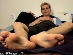 Asian calf legs porn and foot fetish gay dirty socks video Honza And His