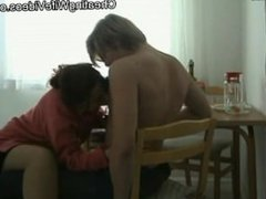 Horny Slut Married MILF fucking young lover on hidden cam-2