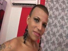 Porn casting a Cuban girl